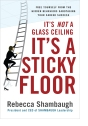 It's not the glass ceiling book cover